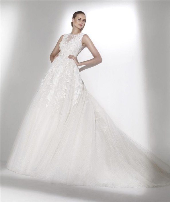 Elie Saab bridal dress Lanai