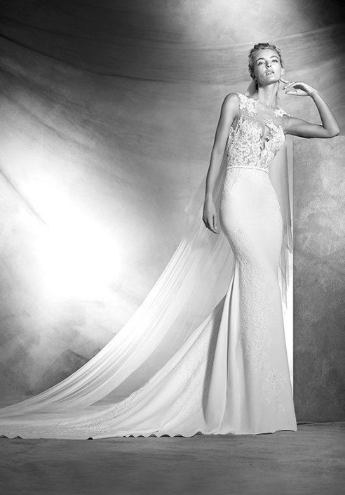 VICENTA Wedding Dress